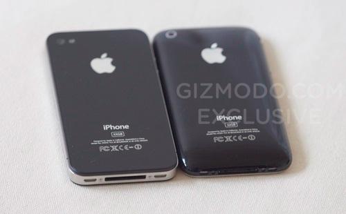 Снова iPhone 4 поколения