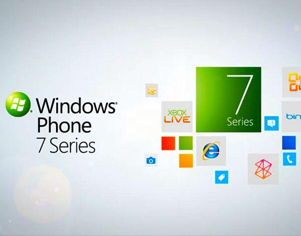 Windows Phone 7 будет привязана к Live ID