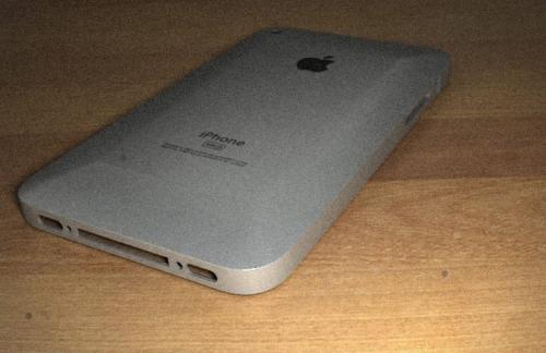 Слухи: Apple iPhone 4 (HD)?