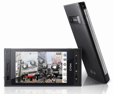 Новые Android'ы от LG
