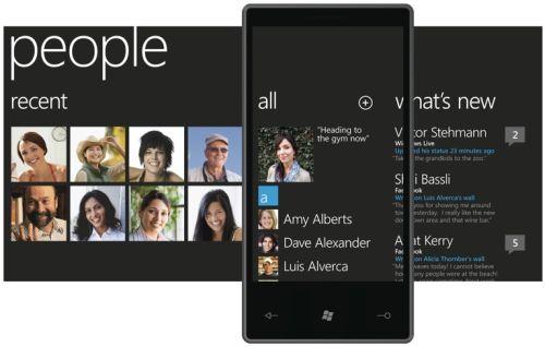 Телефоны эконом-класса с Windows Phone 7