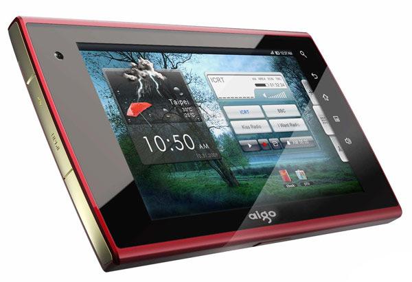 Таблетка Aigo N700 на Android OS