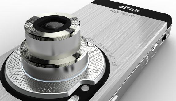 Altek Leo 3.5G - 14-мегапиксельный камерафон