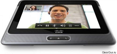 Cisco готовит свой планшетник
