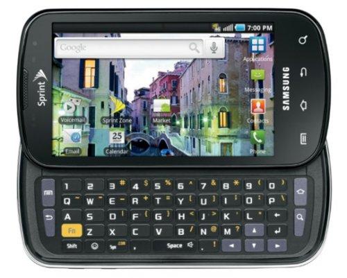 Новый гуглофон Samsung Epic 4G