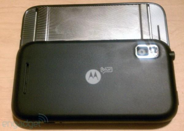 Фото нового Motorola Sage