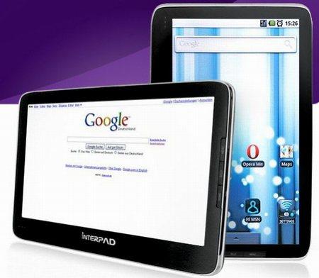 E-Noa Interpad - немецкий Андроид планшет