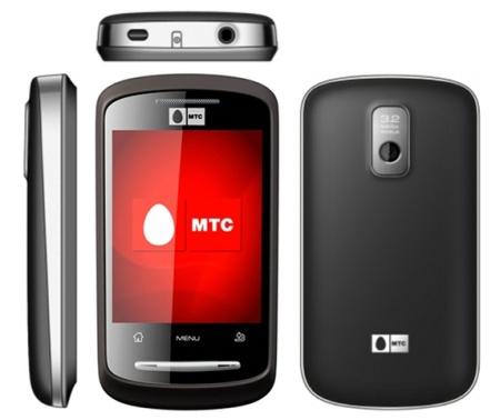 Андроид-смартфон от МТС