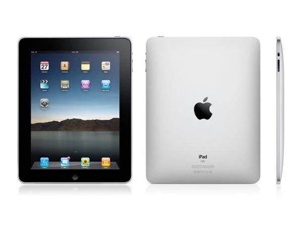 Официальные продажи iPad в России уже на следующей неделе