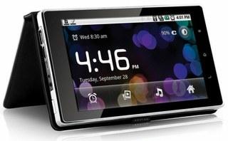Бюджетный планшетник Kyros от Coby Electronics