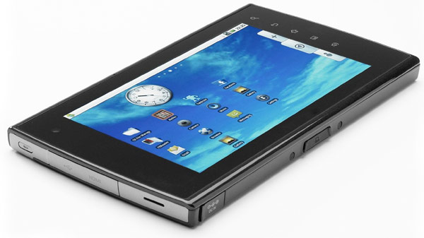 Интересный и недорогой планшет от eLocity