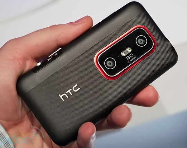 Анонсирован HTC EVO 3D