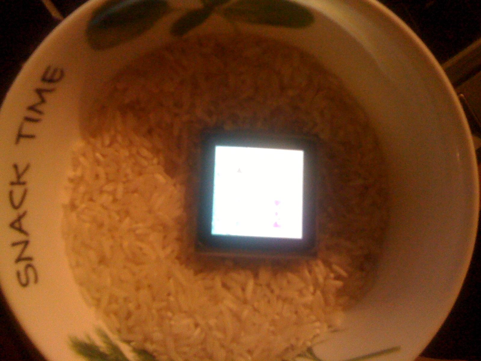 Как я реанимировал свой iPod nano 6g