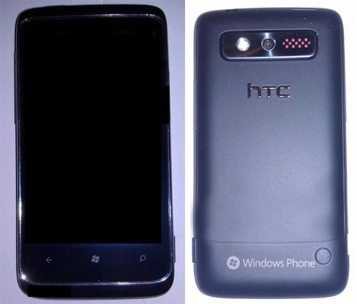 Новый HTC с WP7