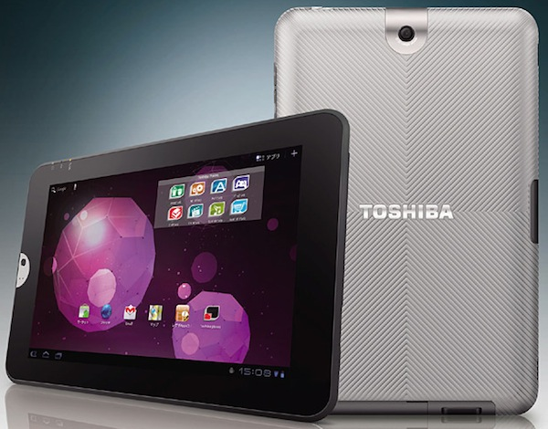 Планшетник Toshiba уже в июне