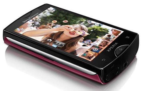 Обновление линейки Sony Ericsson Xperia mini