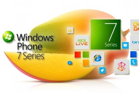 Анонсировано обновление Mango для Windows Phone 7