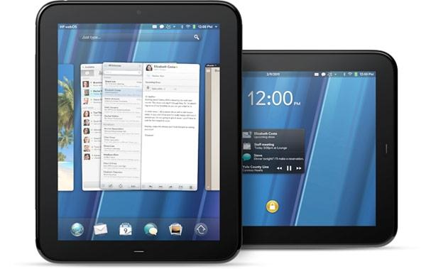 HP TouchPad выйдет в следующем месяце