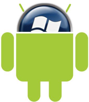 Android приложения в среде Windows