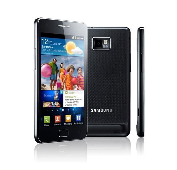 Продажи Galaxy S II превысили 3 миллиона едениц