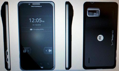 Motorola Dinara получит 13 Мп камеру