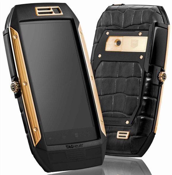 Ну очень дорогой android-смартфон от Tag Heuer