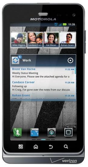 Официально представлен Motorola Droid 3