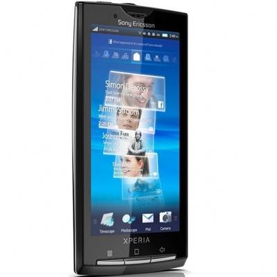 Обновление до Android Gingerbread для Sony Ericsson Xperia X10