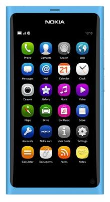 Реклама Nokia N9 появилась в Казахстане