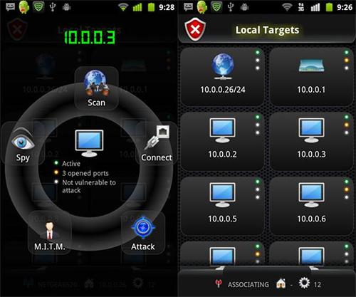 Android Network Toolkit - удаленный доступ к любому устройству