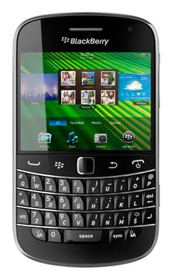 BlackBerry представила первый смартфон на ОС QNX