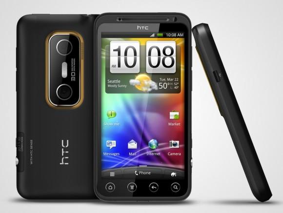 3D-смартфон от HTC