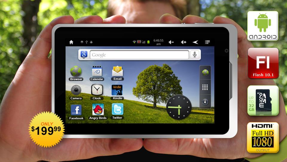X10 Airpad - бюджетный Android-планшетник