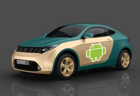 ОС Android будет устанавливаться в Ё-мобиль