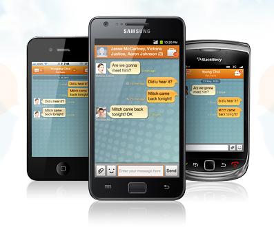 Кроссплатформенный мессенджер от Samsung