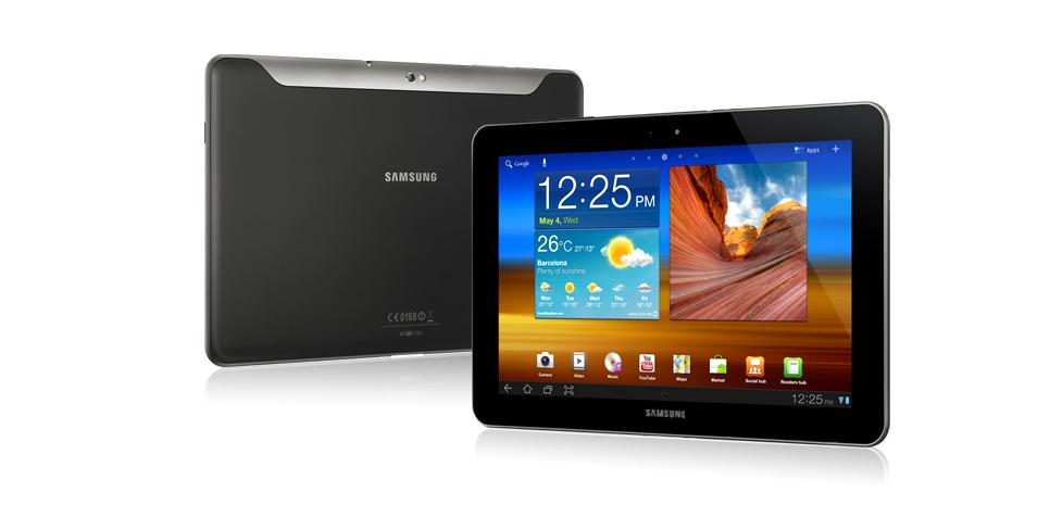 Дата продаж Samsung Galaxy Tab 10.1 в России