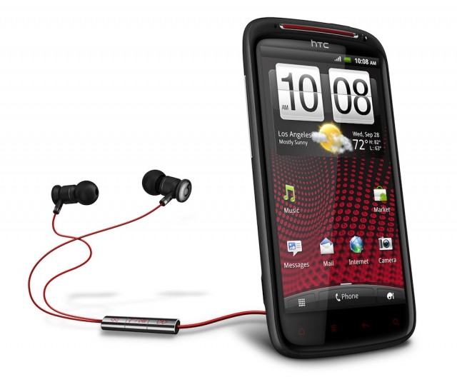 Компания HTC представила Sensation XE