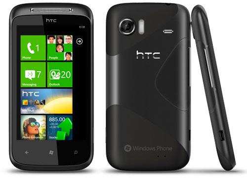 Стартуют продажи HTC Mozart в России