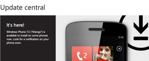 98% смартфонов будут обновлены до Windows Phone 7.5 Mango