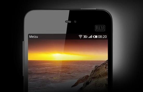 Meizu MX – смартфон с четырехъядерным процессором