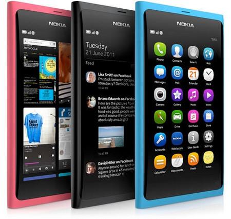 Начинаются продажи Nokia N9