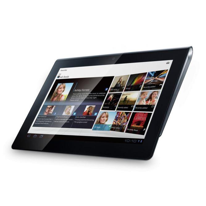 Sony Tablet S доступен для предзаказа в России