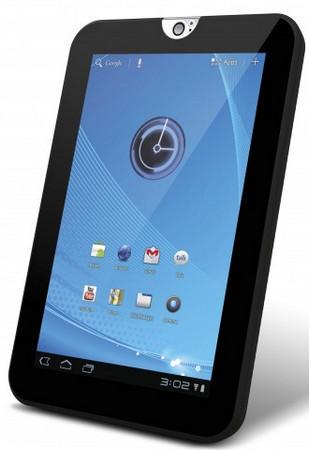 Toshiba представила планшетник Thrive 7