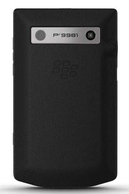 Смартфон Porsche Design P'9981 от BlackBerry