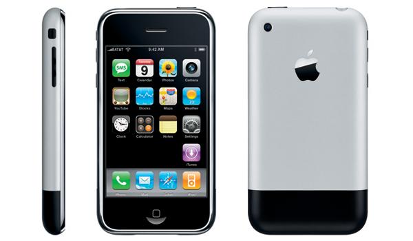 Зарождение iPhone
