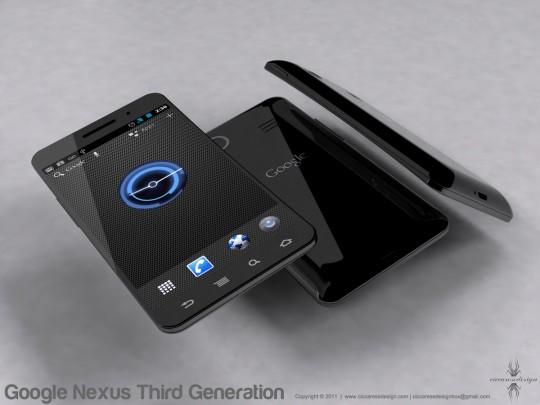 Google Nexus Prime представят 11 октября