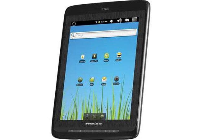 Archos представил бюджетный планшетник Arnova 8 G2