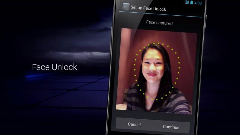 Функцию разблокировки Face Unlock на Android ICS можно обойти с помощью фото