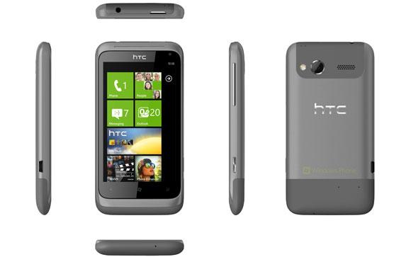 Начались продажи HTC Radar в России