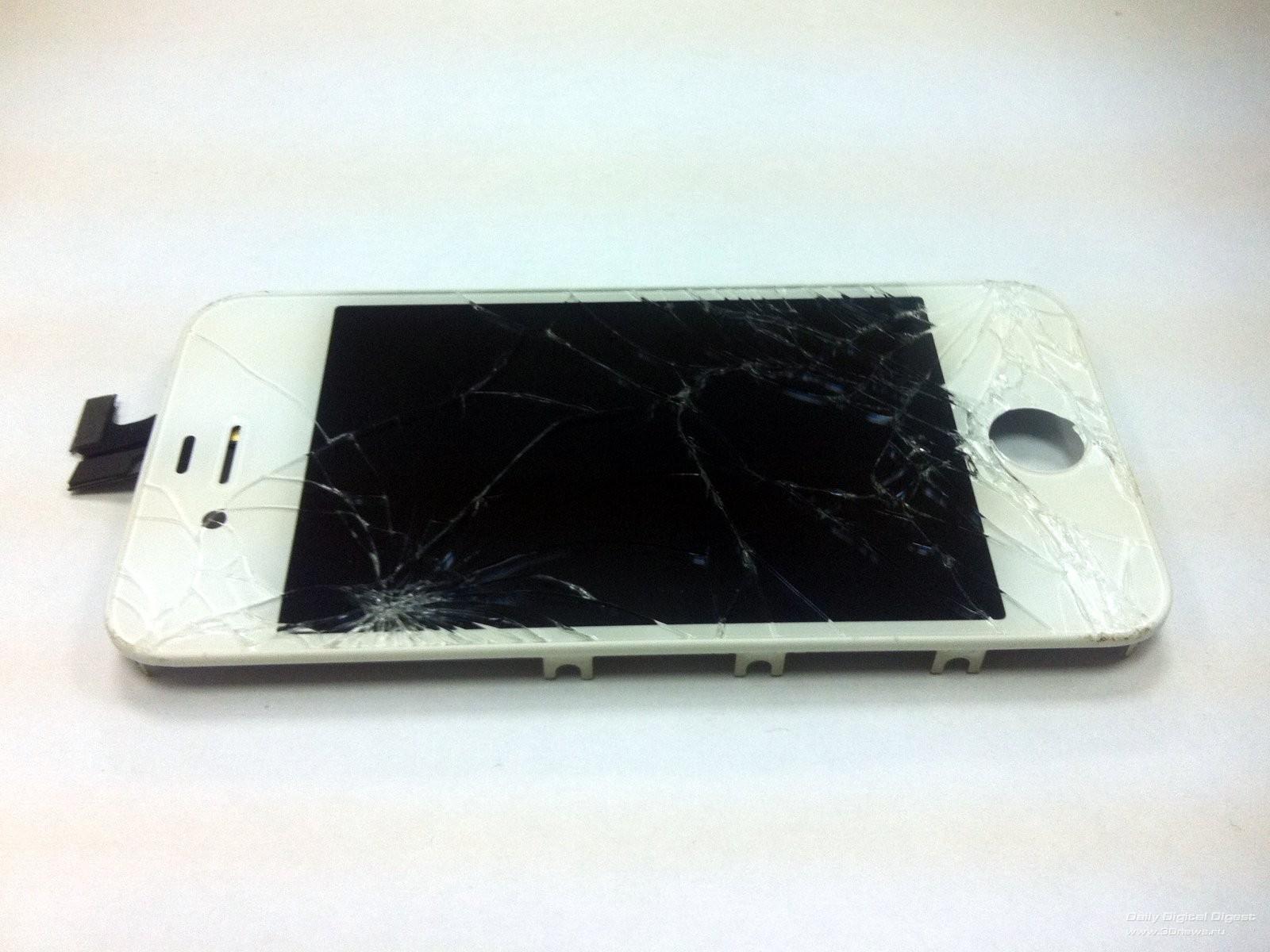 Характеристики и краш-тест Apple iPhone 4S